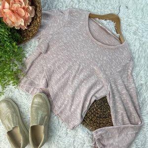 Vanilla Star Layered Sweater